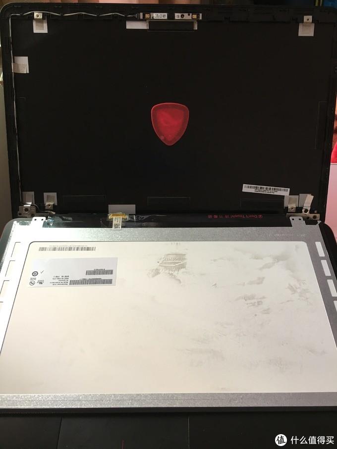 华硕GL551换高色域IPS屏