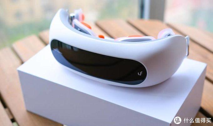 享受高质量的眼保健操:乐范灵眸眼部按摩仪体验评测
