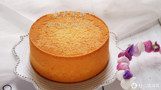 超弹性完美戚风蛋糕,详细教学步骤让你告别蛋糕失败八十一难!