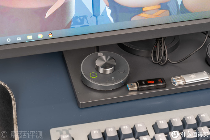 为了更加舒服的玩游戏,我的桌面是这样的!