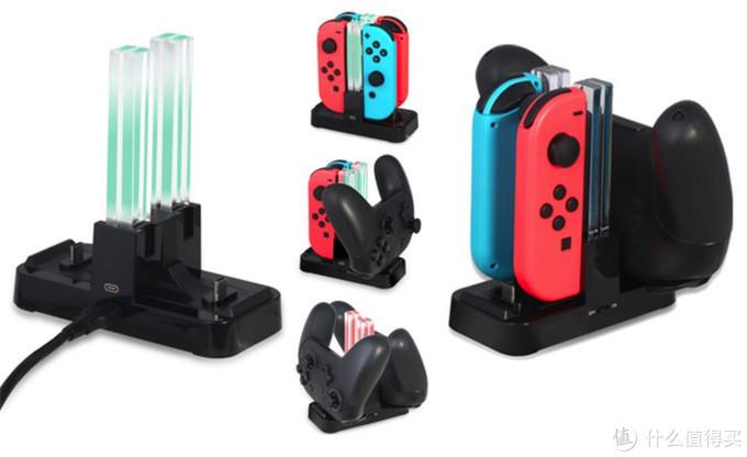买了Switch不知道要买什么配件?一文带你看全Switch配件