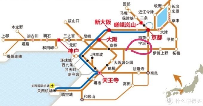我们一起云旅游,回忆暑假大阪亲子游(四)——宇治