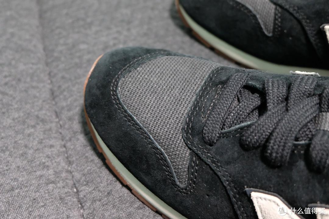 New Balance MRL996复古休闲运动鞋MRL996PA 开箱体验