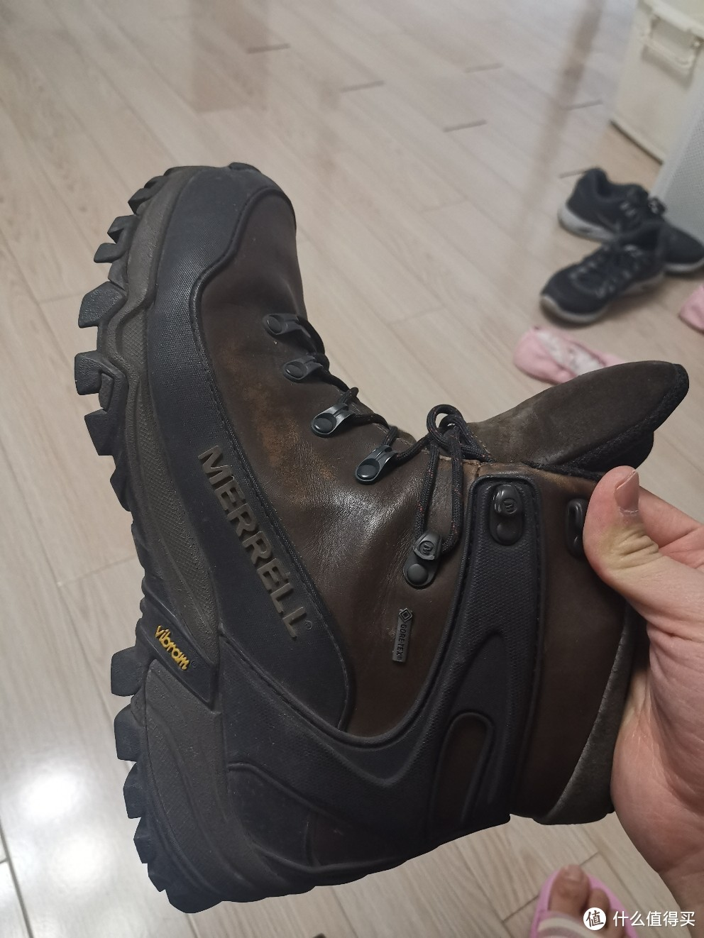 迈乐不知名登山鞋