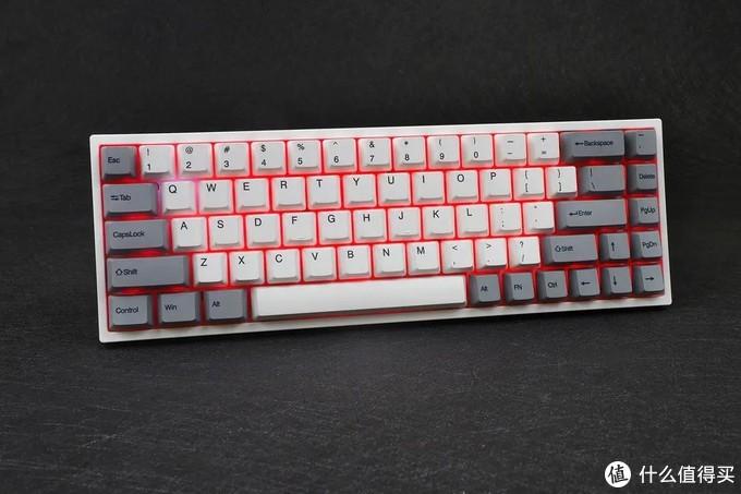 KEYDOUS NJ68机械键盘拆解评测 - 重新起航