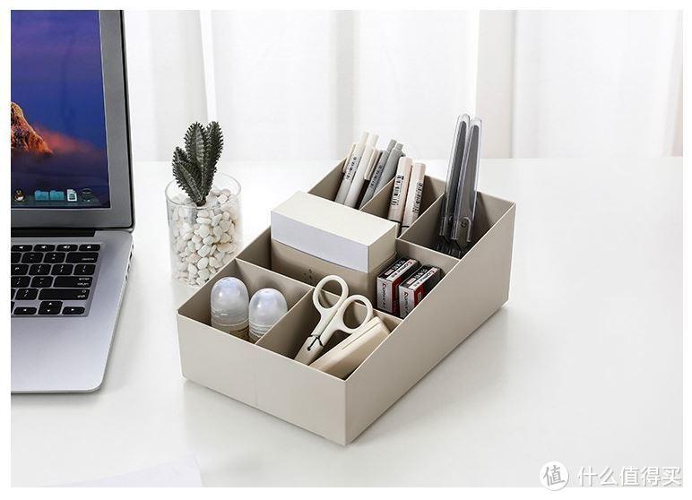 打造整洁高效的办公桌就用这些收纳好物