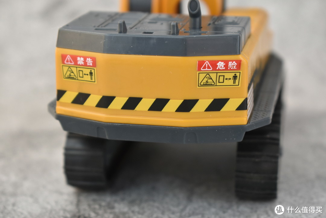 孩子喜欢挖土车,买!豆豆象仿真挖土机模型玩具上手