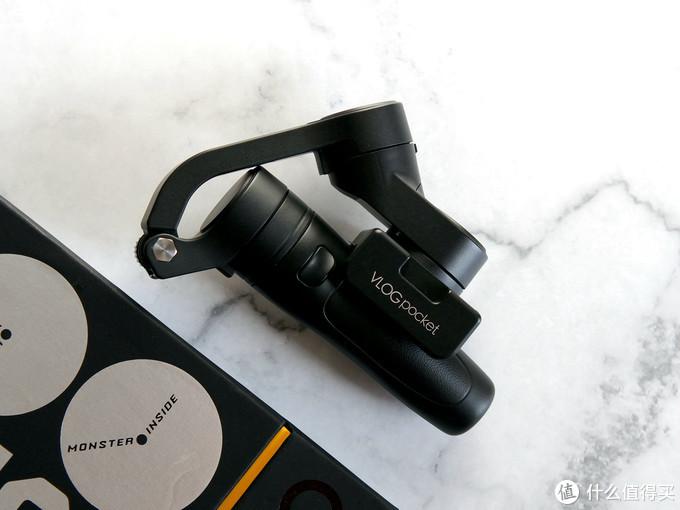 飞宇 VLOG pocket:小巧便携,助力拍摄