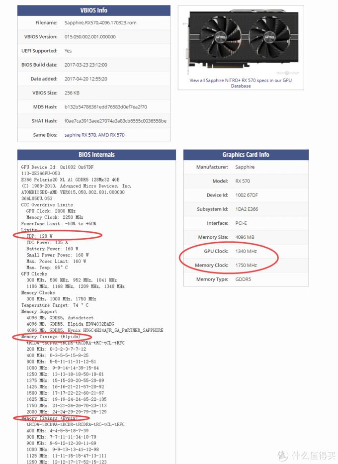"""显卡BIOS玄学:把RX580""""降级""""到蓝宝石RX570,用着反而更舒服"""