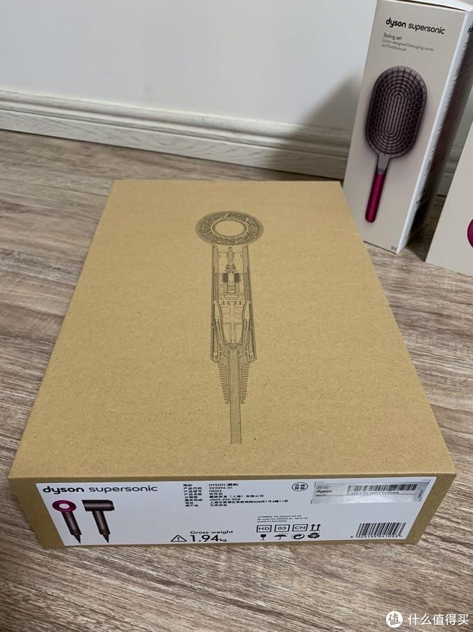 女神节送媳妇儿一样经济实用的小礼物,Dyson HD03吹风机是个很不错的选择
