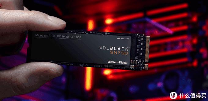 WD _BLACK SN750(黑盘)