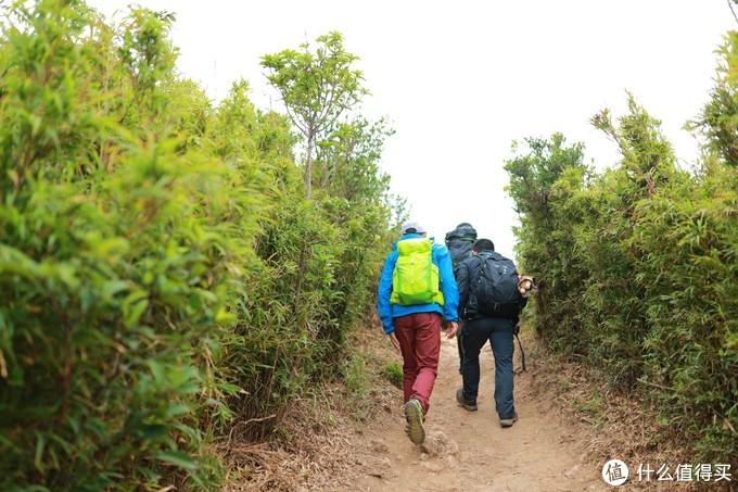 香港龙脊径漫步