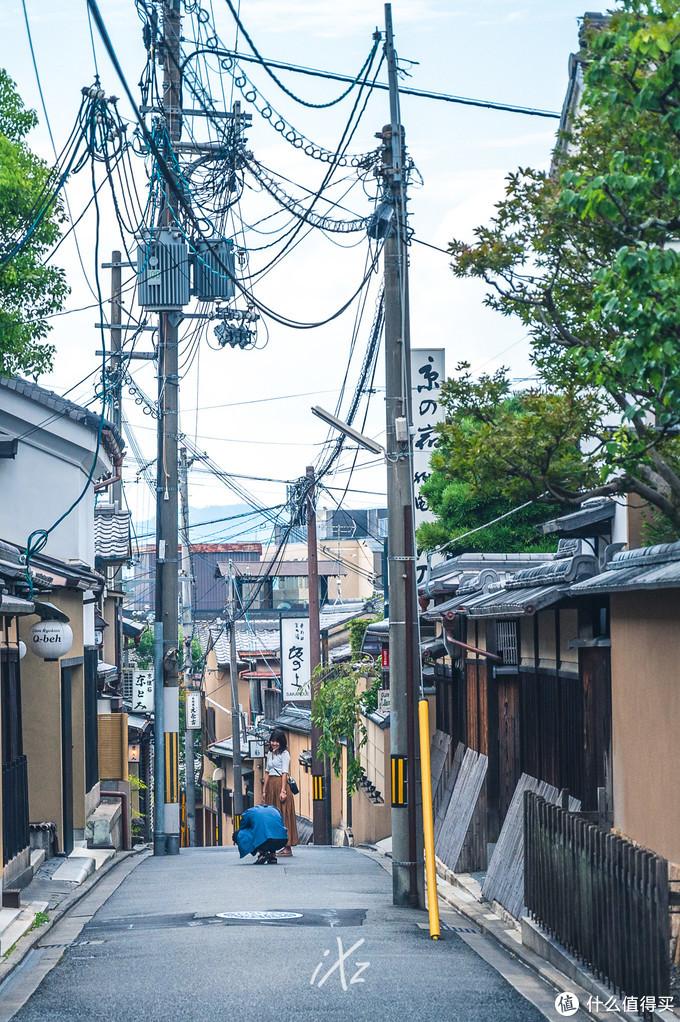 有电线杆才是日式吧(学会怎么给女朋友拍照了吗?)