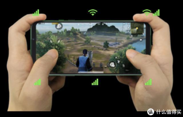 「腾讯游戏」与黑鲨强强联手,首款5G游戏手机玩王者荣耀有加成吗
