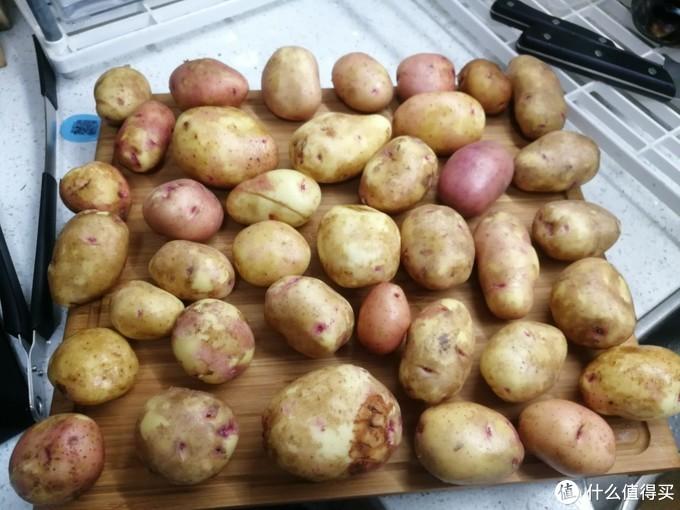 天猫15.8元十斤的土豆到底什么样?