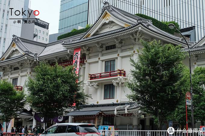 路过的歌舞伎座