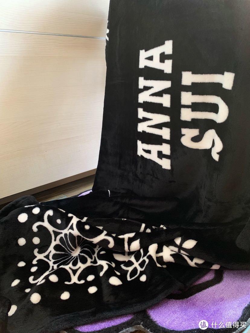 Anna sui大赏 这几款家居毛毯颜值太高!