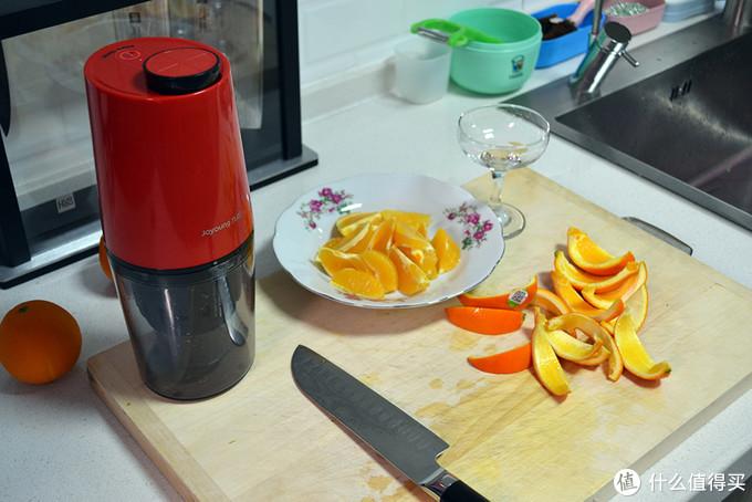 鲜榨的果汁口感才更纯粹 九阳便携式Vmini原汁机体验