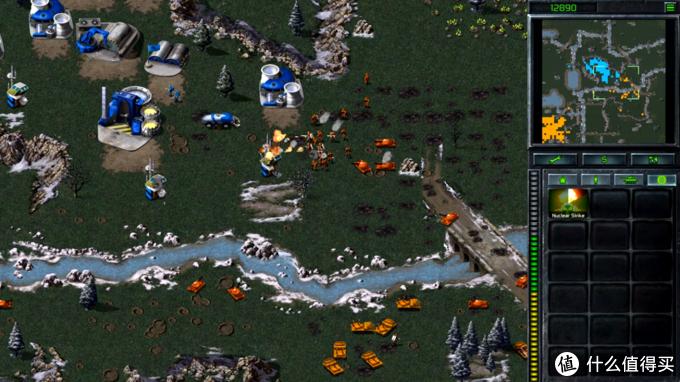 重返游戏:《命令与征服 高清合集》画面放出 6月6日发售