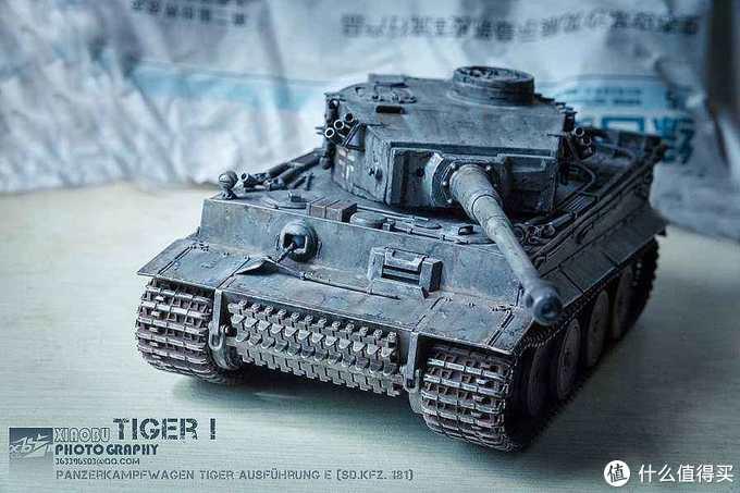 虎式坦克模型(网图侵删)