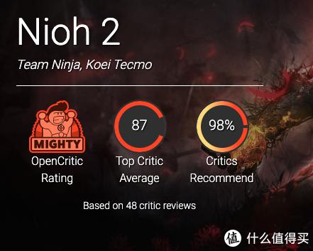 重返游戏:《仁王2》今日首发 媒体一致好评、值得买众测活动开启