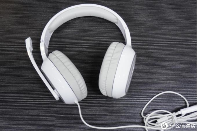头戴式游戏耳机新贵亲测——漫步者K815