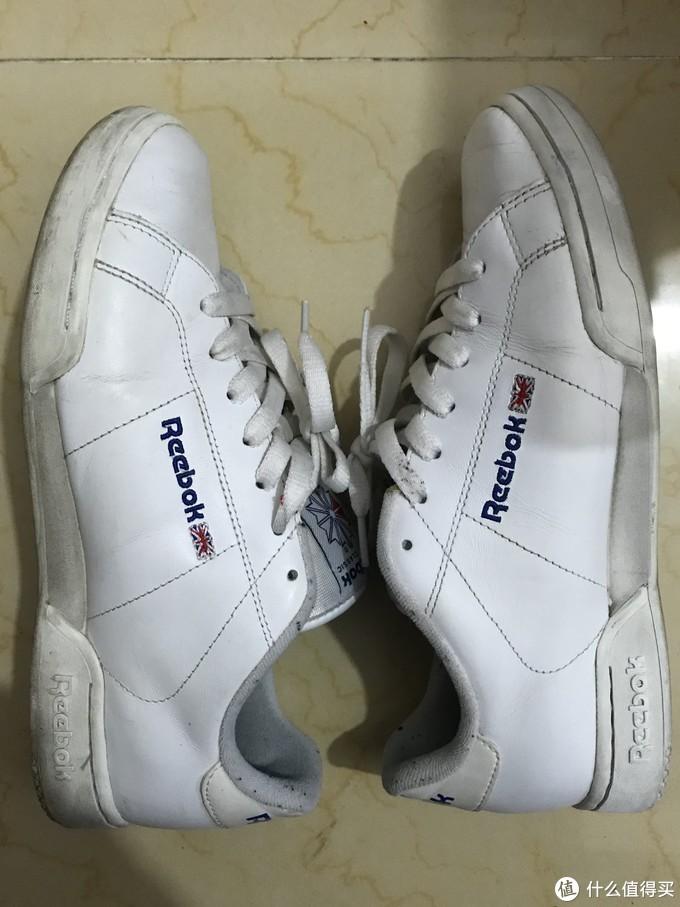 讲究人必备工具--小白鞋清洗剂