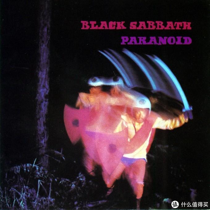 代表专辑:1970 - Paranoid