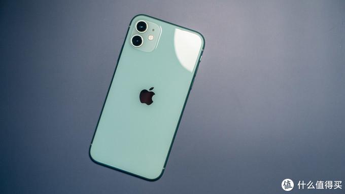 ▲ iPhone 11 糖果绿▲