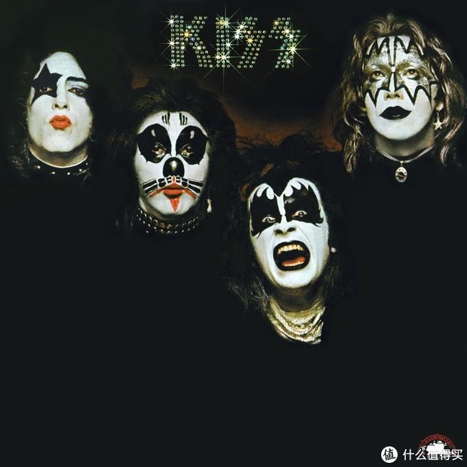 代表专辑:1974 - Kiss