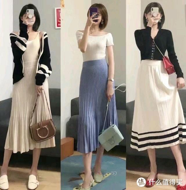 春季想要时髦+温柔,裙子必不可少,你喜欢的它都有