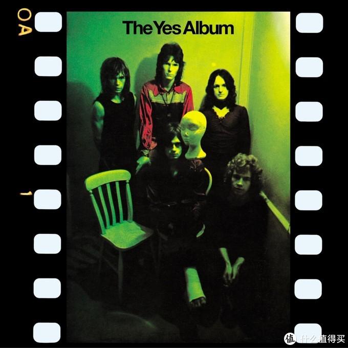 代表专辑:1971 - The Yes Album