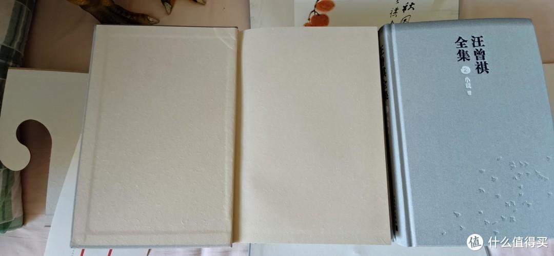 打开后的第一页,摸上去纸张类似草纸,较粗造,有质感