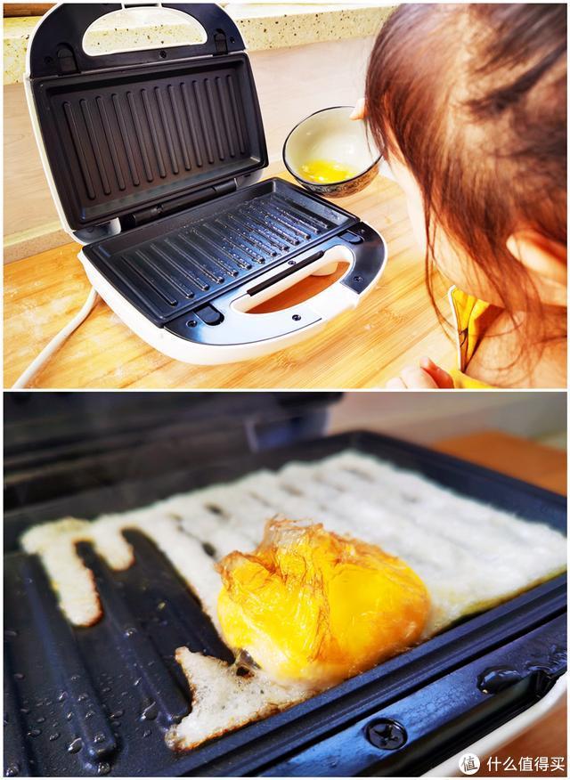 家餐,我拒绝粗糙一无言多功能煎烤机,精致你的早晚