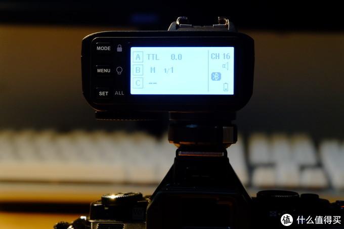 和拍照有关的那些事儿(三):神牛X2T(o)无线引闪器