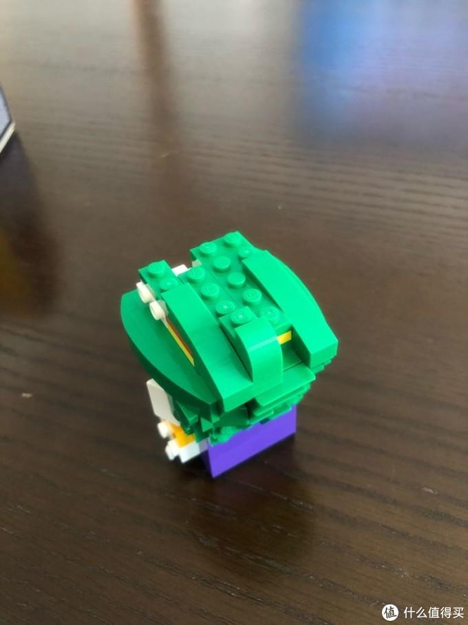 LEGO BRICKHEADZ 乐高方头仔41588 小丑