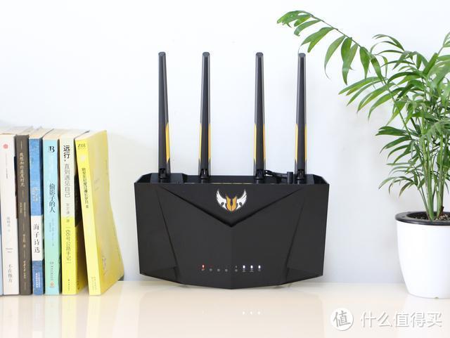你有小米10?我有WiFi6,5年不用换!华硕TUF-AX3000路由器评测