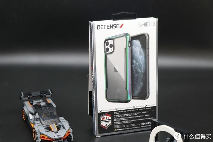 防摔防摔防摔,海外热销手机壳品牌Defense保护壳评测!