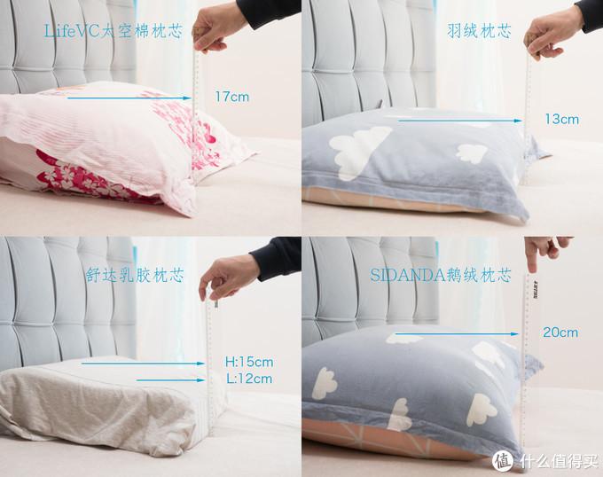 买枕头遵循一分钱一分货吗?实测四款枕头,逃不过真香定律