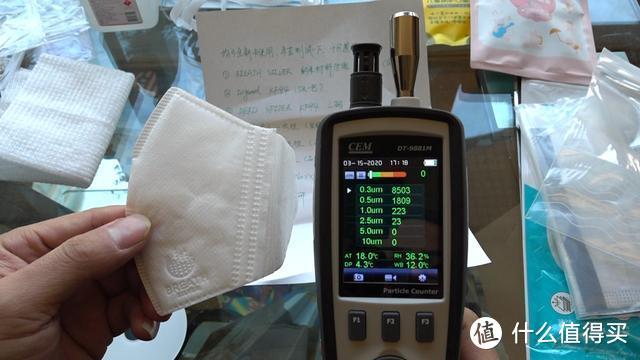 带阀的口罩要小心了!20款口罩过滤效率测试-银纳米0.1um,过期,臭氧消毒,儿童口罩等