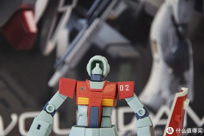 每个男孩心里都有一个高达梦--ROBOT魂 RGM-79 ver. A.N.I.M.E.伪开箱
