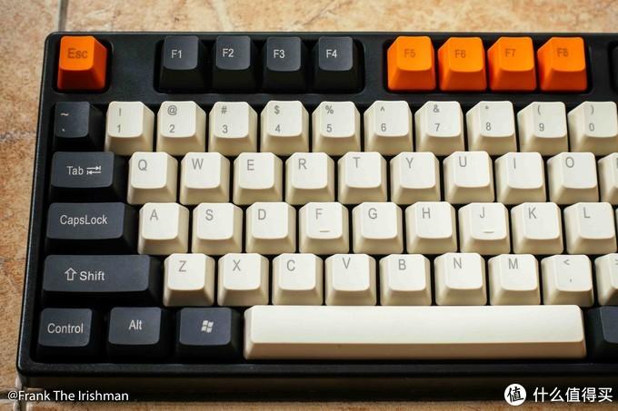 成品客制化优联机械键盘,键帽是自己后配的