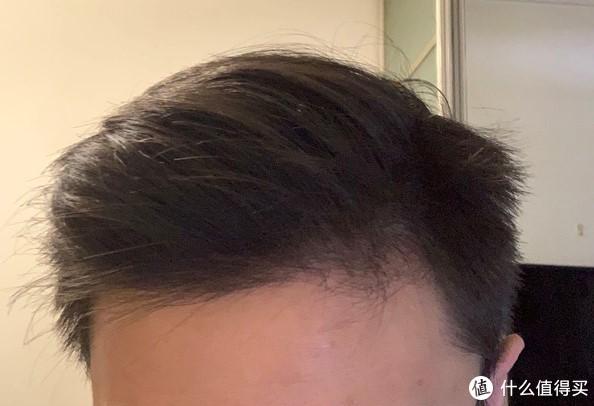 我一男的我洗完头发也用发油啊