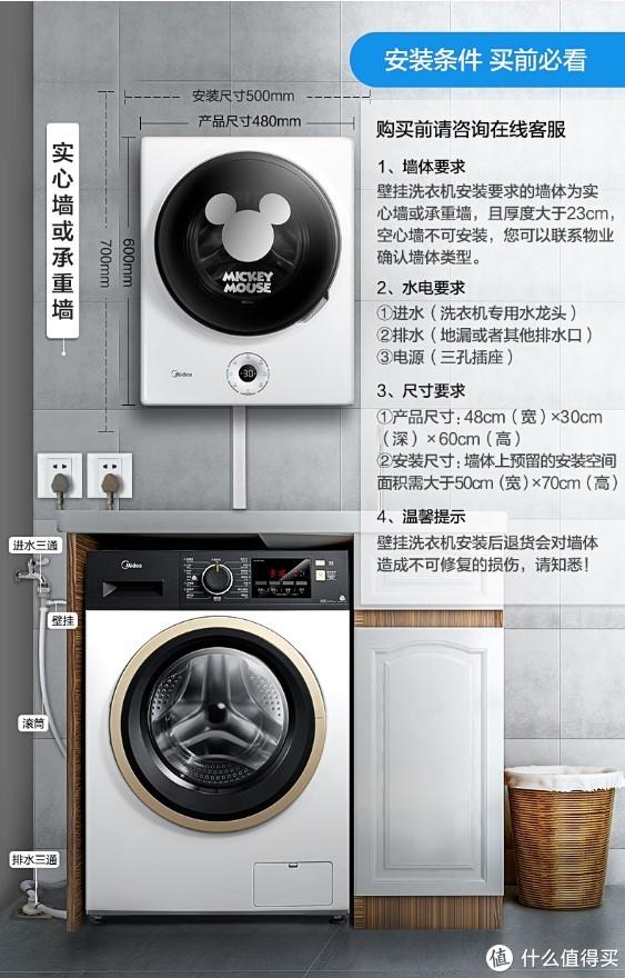 标准恰饭文,壁挂洗衣机鉴赏大全(品牌爸爸快给我打钱!)