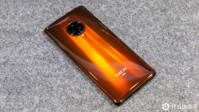 掌中瑰宝:vivo NEX 3S 5G智慧旗舰