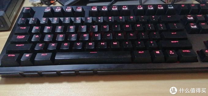 垃圾佬的第一把樱桃机械键盘,酷冷至尊烈焰枪旗舰版
