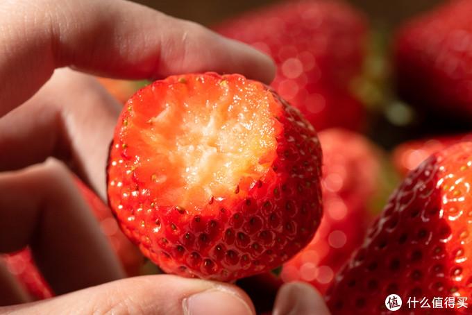 好评热卖的草莓回归了,居然还降价了