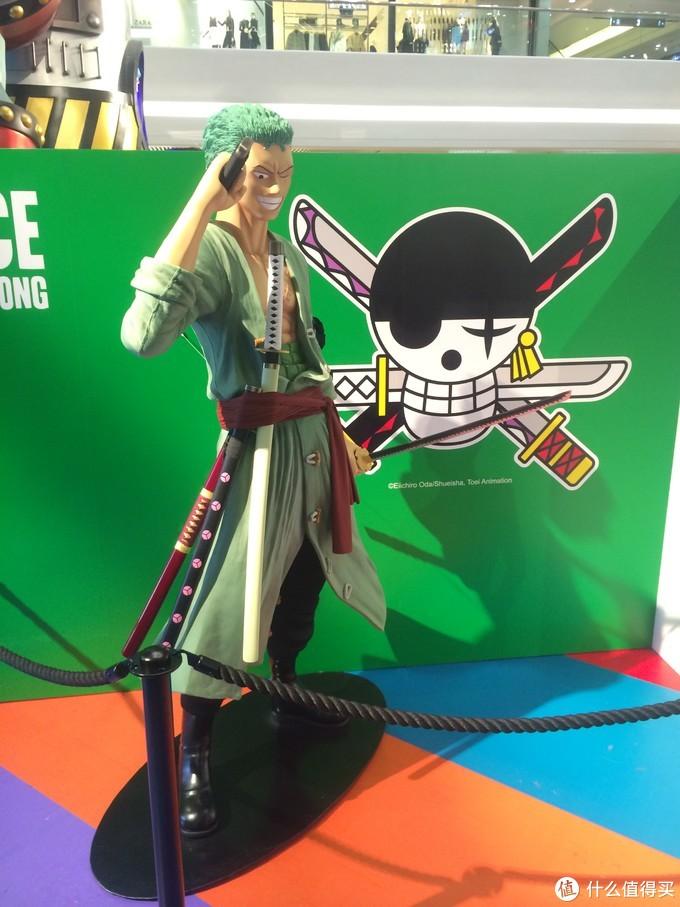 """""""海贼猎人""""罗罗诺亚·索隆,目标世界第一剑豪,超帅"""