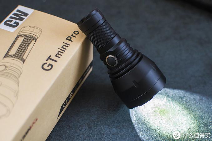 亮度大增,远射小筒再升级:Lumintop GT Mini Pro