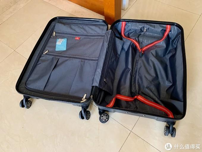 为了奥运会买了个行李箱 然后就没有然后了